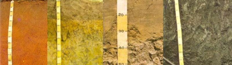 Different Soil Properties